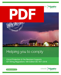 Schneider - Helping you to comply - PDF